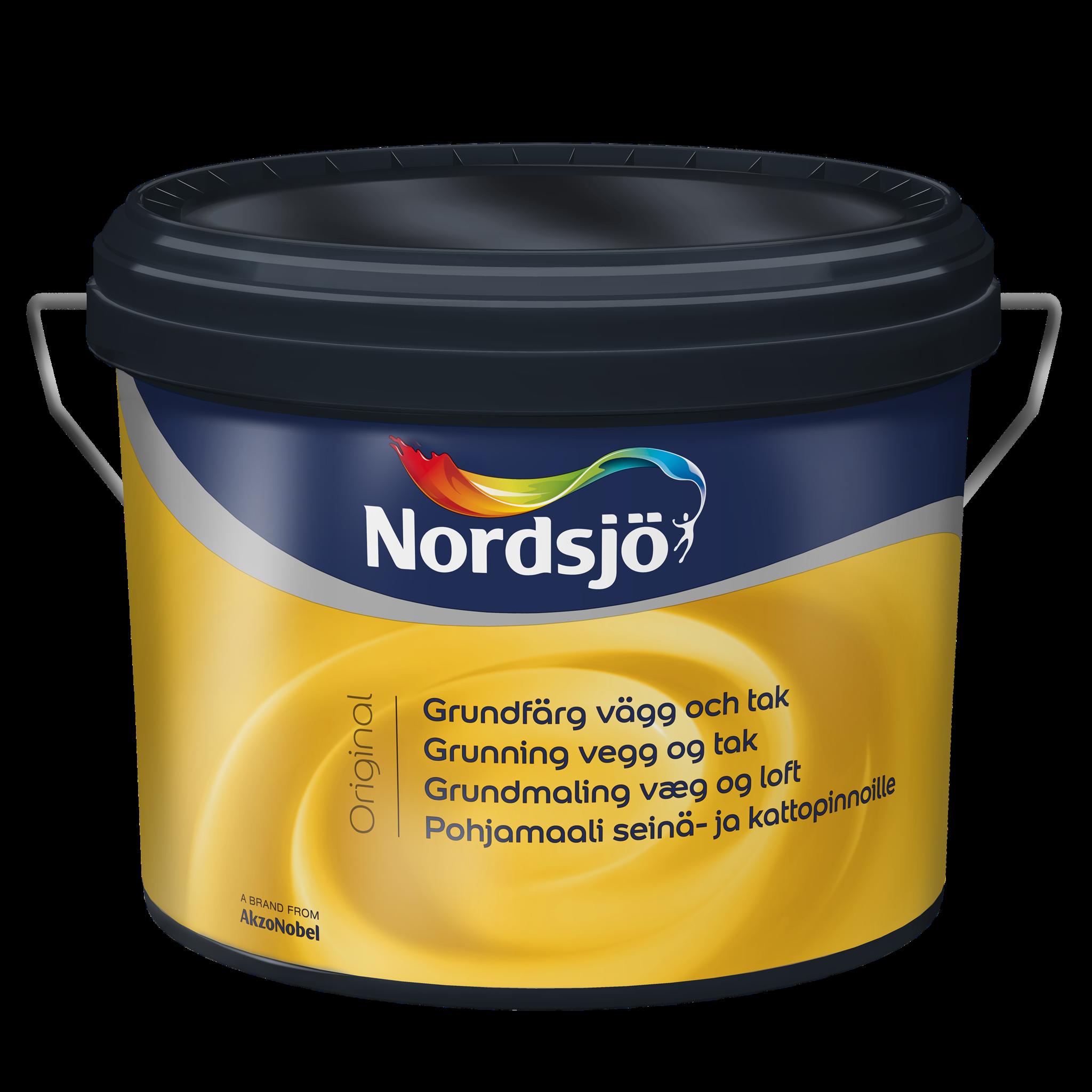 Original grundfärg vägg och tak   nordsjö idé & design