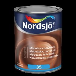 Nordsjö Original Möbellack Halvblank