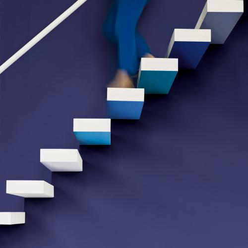 årets färg 2013 rich blue trappa