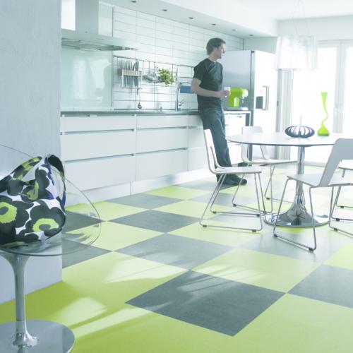 marmoleum click lime nordsj id design. Black Bedroom Furniture Sets. Home Design Ideas
