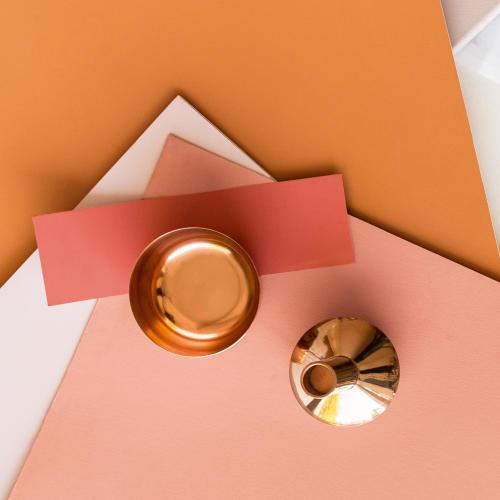 copper orange kulörer 2015 kopparvas