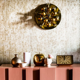 copper orange 2015 brons sideboard
