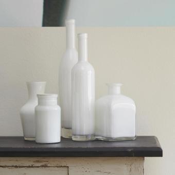 vita vaser i glas
