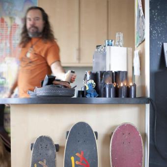 kök micke fält skateboards