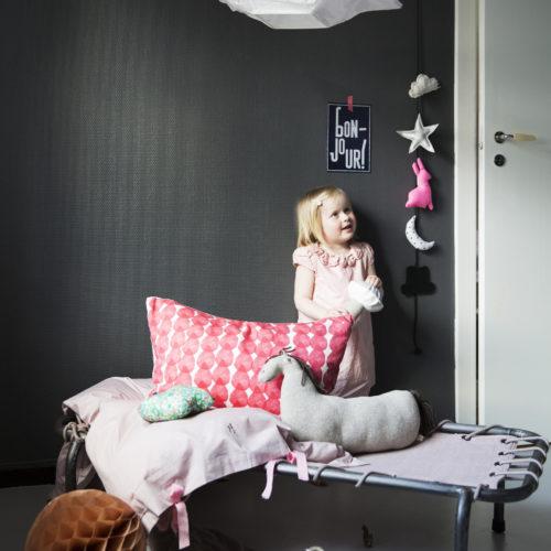 barnrum mörkt