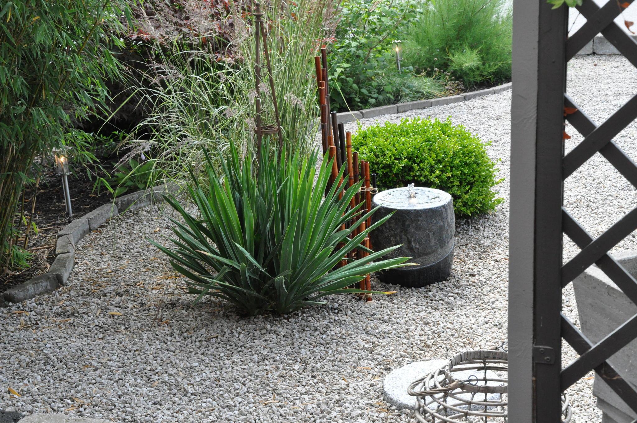 Feng shui i trädgården   nordsjö idé & design