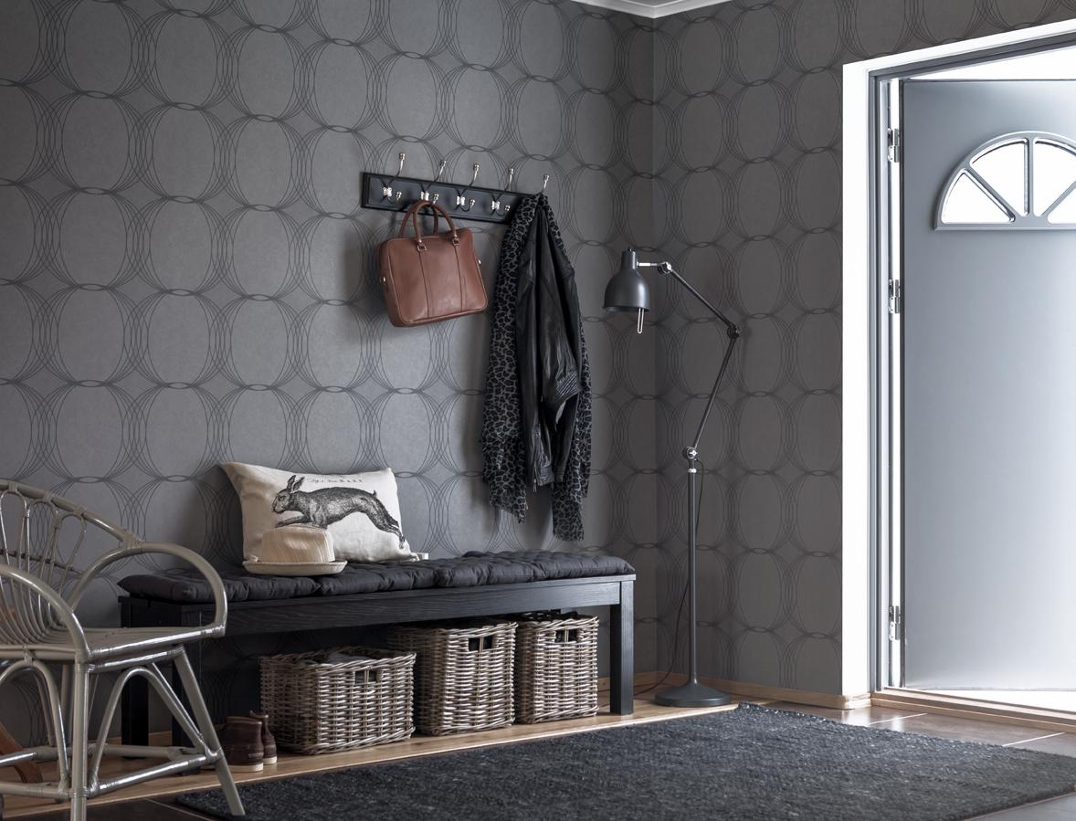 Hemtrevlig hall   nordsjö idé & design