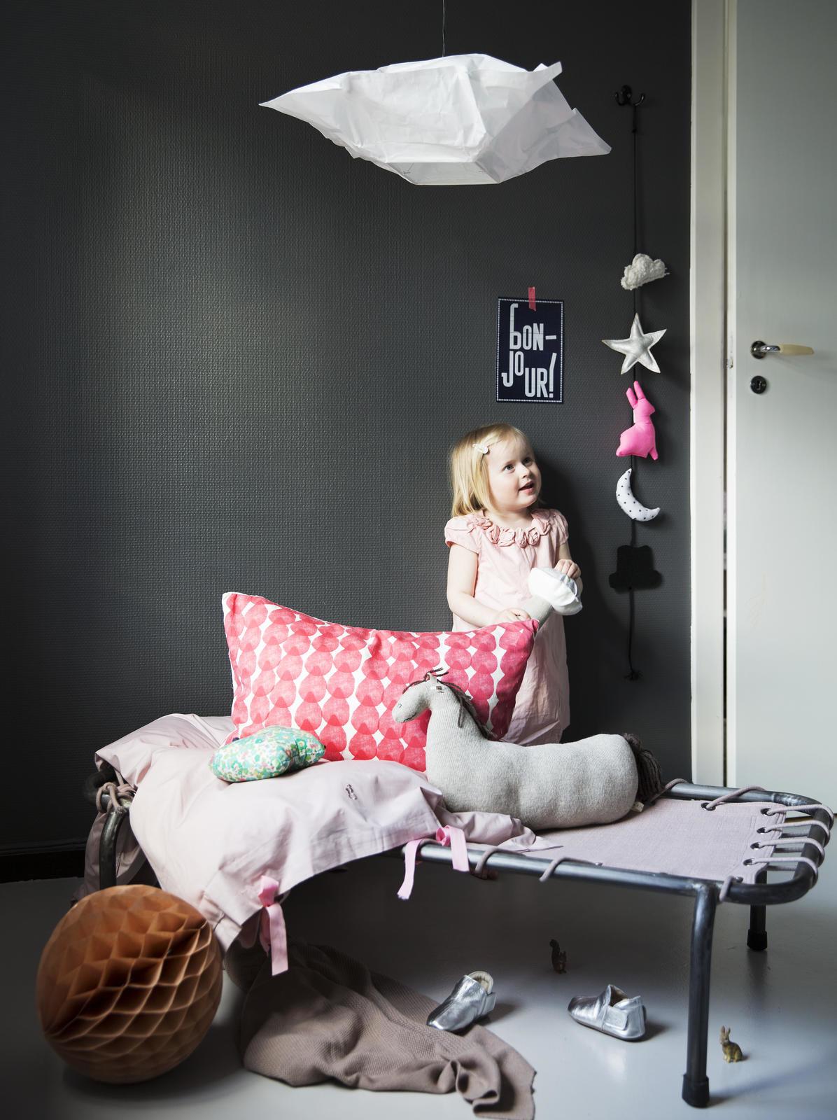 Barnrum - Nordsjö Idé & Design : måla barnrum : Barnrum