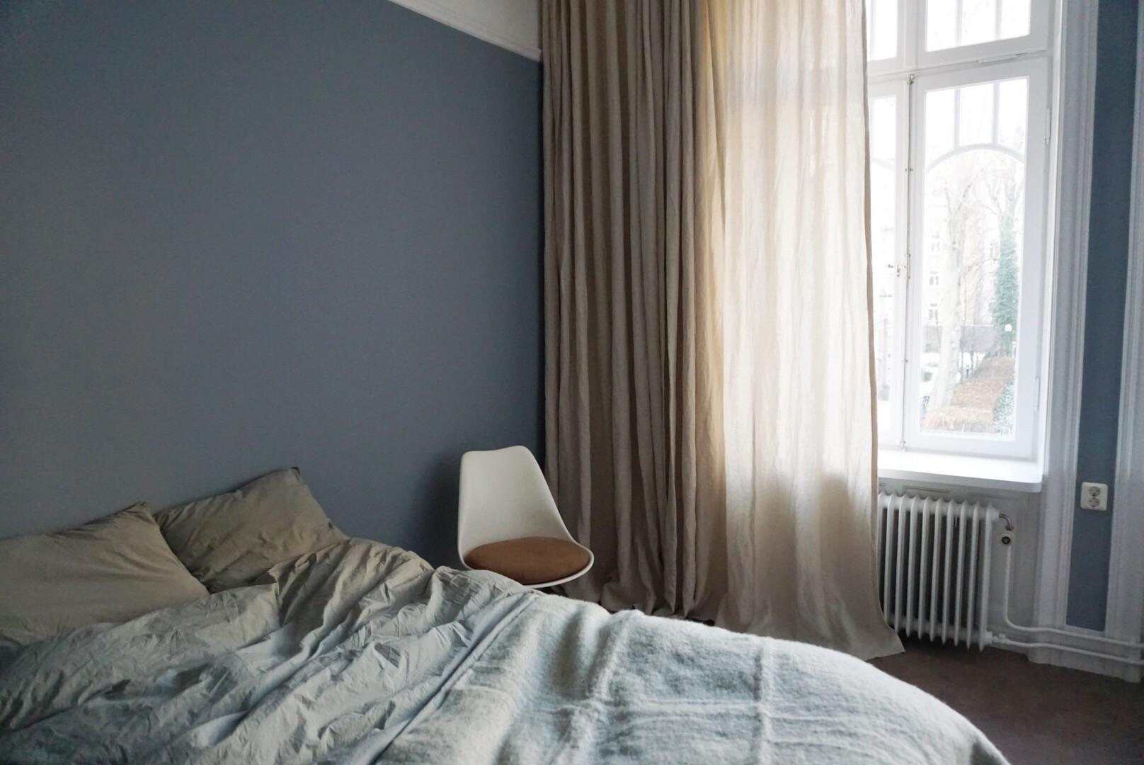 Amelia widells dov blå sovrum   nordsjö idé & design