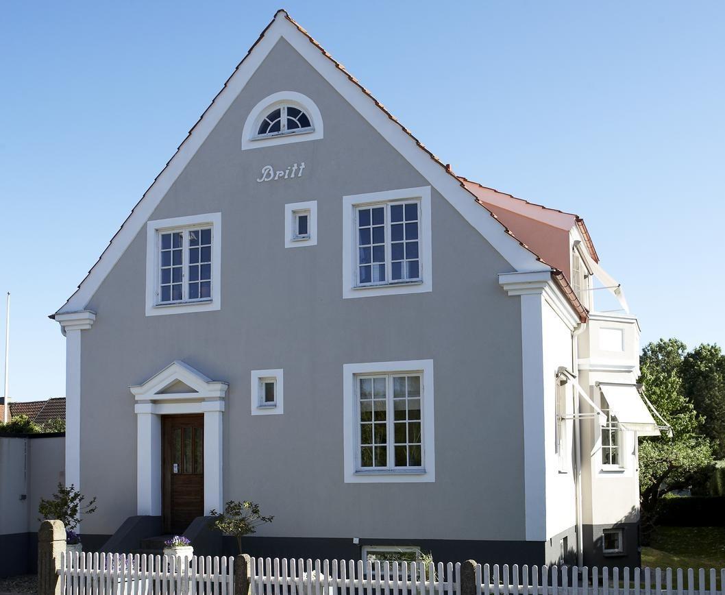 Hur måla fasad - här får du tips och råd - Nordsjö Idé   Design 7ad22325ce56f